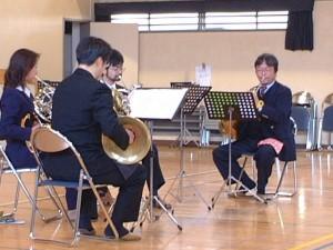 澤団長の練習風景